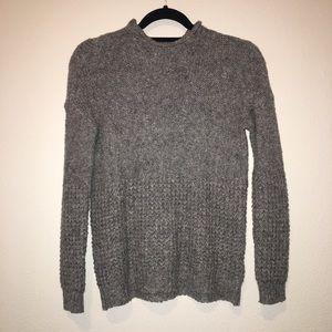 Grey America Eagle Sweater